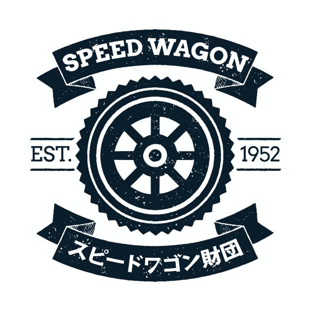 SPW - Speed Wagon Foundation [Navy]