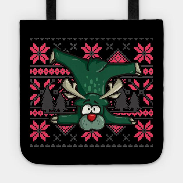 Ugly Christmas Reindeer