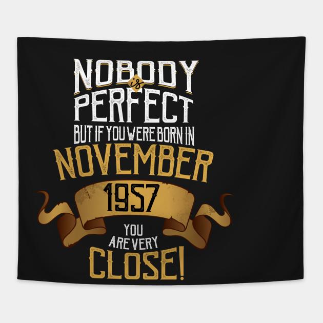 November 1957 Birthday Gift