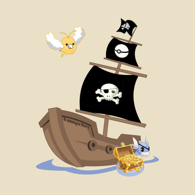 PoGo Tampa Bay Pirates