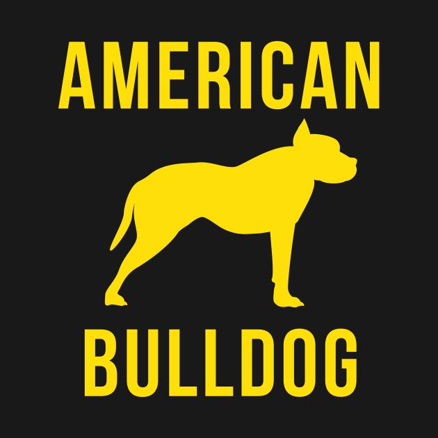 American Bulldog Design