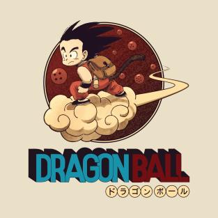 Son Goku & Kinto-Un t-shirts