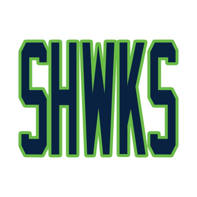 Seattle LYFE SHWKS I'd like to buy a vowel!
