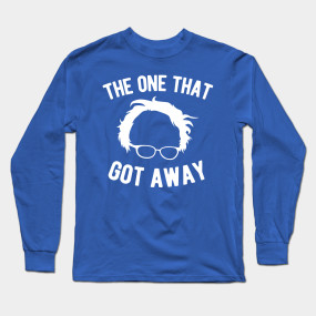 Bernie Sanders The One That Got Away - Ugly Christmas Sweater - T ...