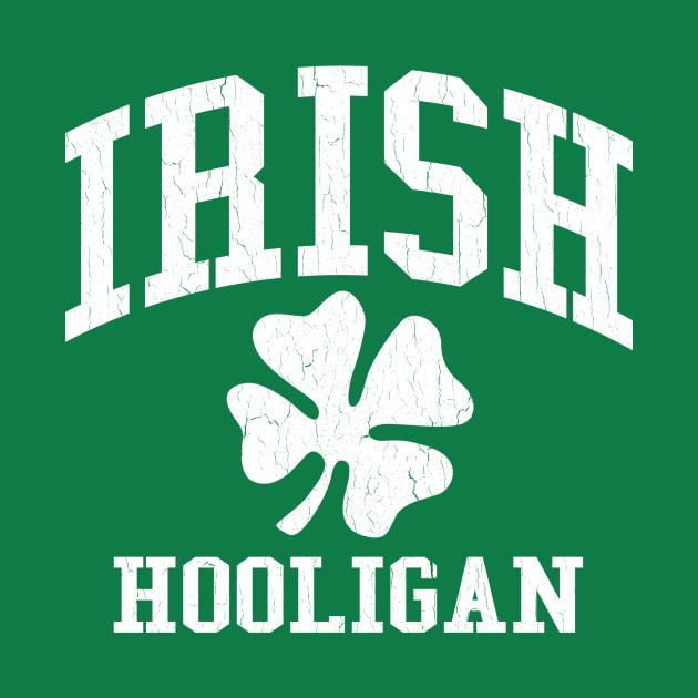 IRISH Hooligan (vintage distressed look)