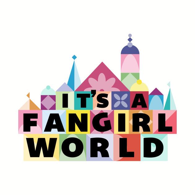 Its A Fangirl World Logo