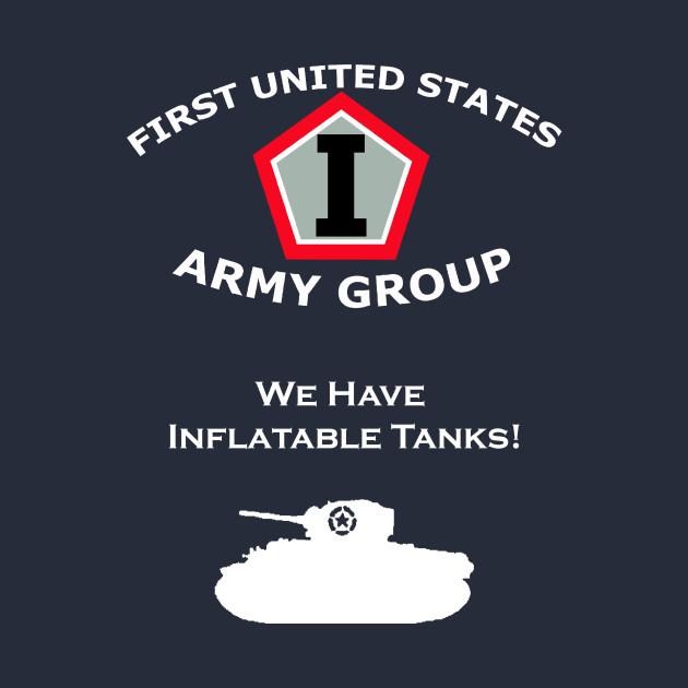 FUSAG - We Have Inflatable Tanks!