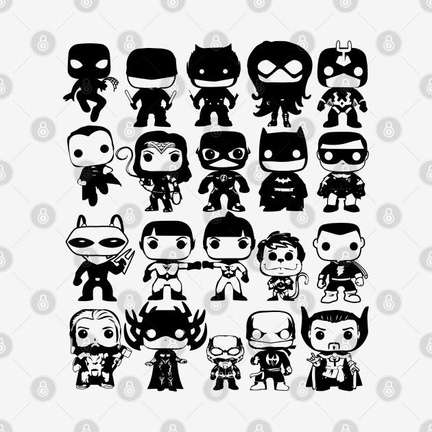 Funko Pop! Collection