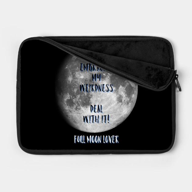 Full Moon T Shirt Stuff by ScottyGaaDo