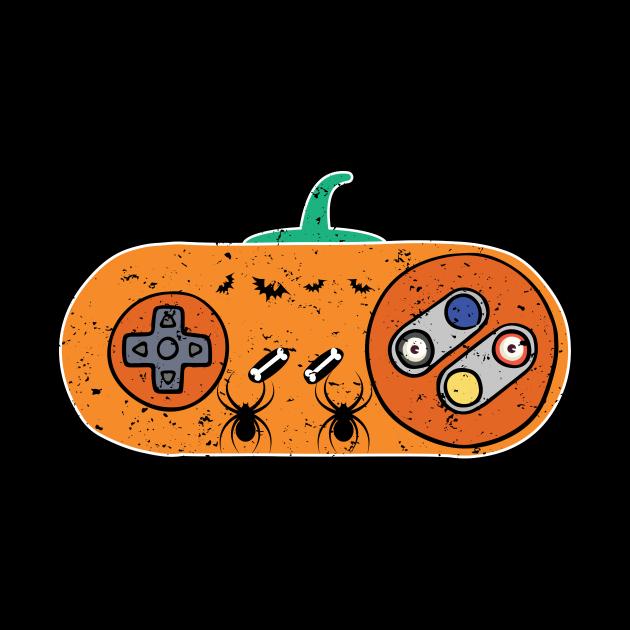 Gamer Halloween