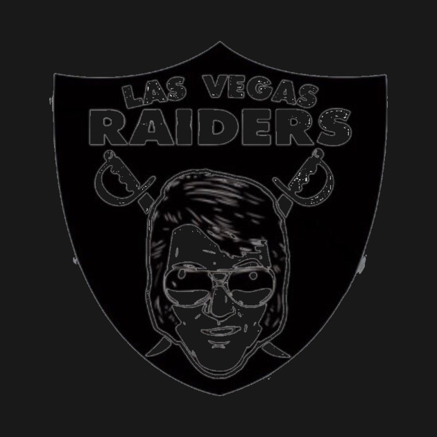 Vegas Elvis Raider (Recommend White Only)