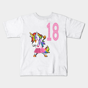 18th Birthday Gift For Mom Kids T Shirts