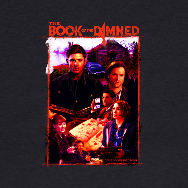 Supernatural Book Of The Damned