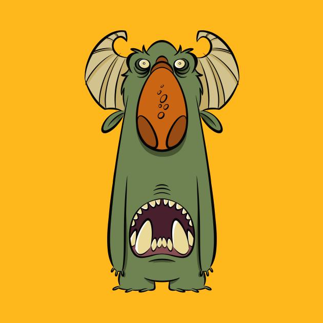 Big Nose Monster 4