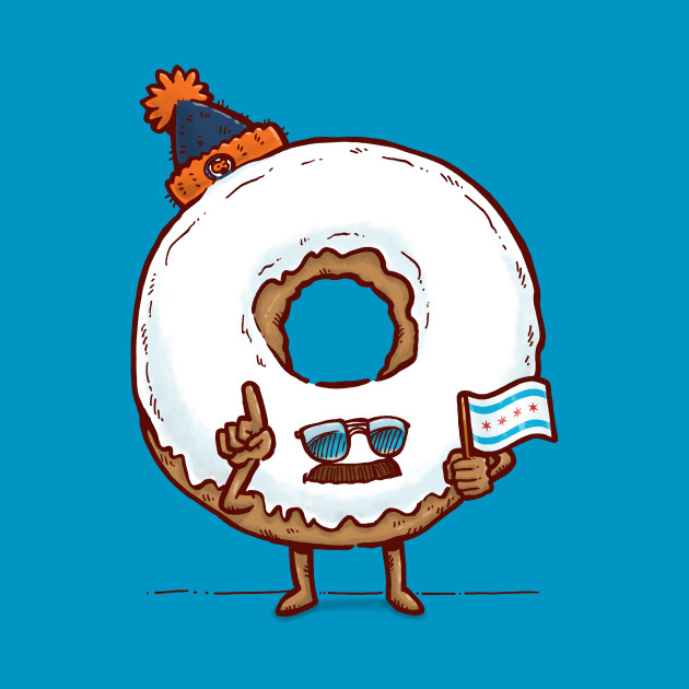 The Chicago Donut
