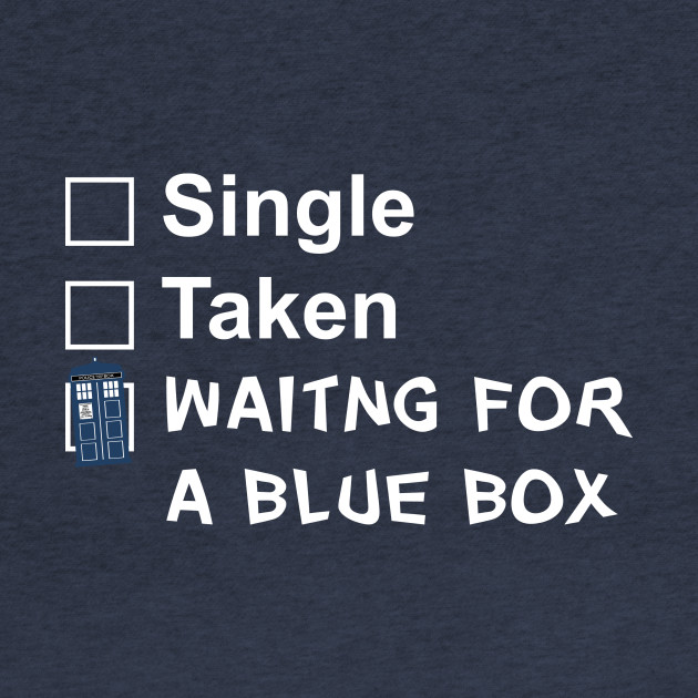 Waiting For a Blue Box