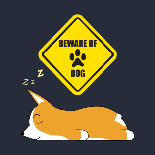Corgi Guard Dog t-shirts