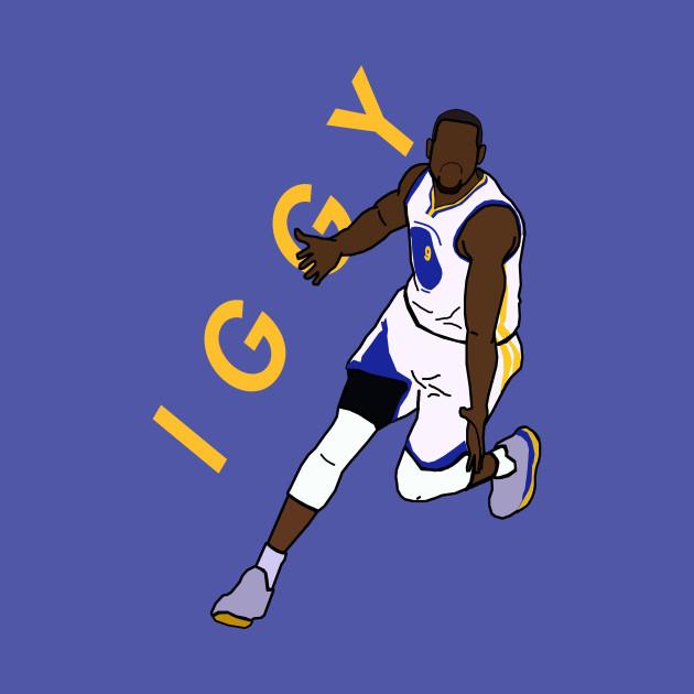 Andre Iguodala 'IGGY' - NBA Golden State Warriors