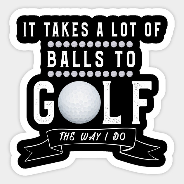 Loving Golf T-Shirt Funny Golfer Sayings Men Women