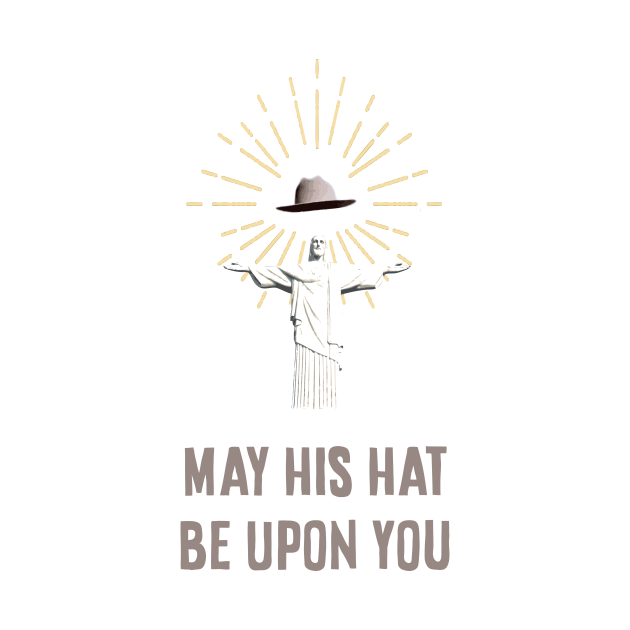 Saint Larry of the Hat