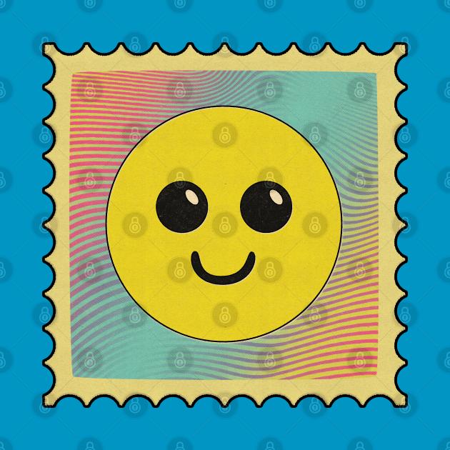 Cute LSD Acid Tab - Drug Buddies