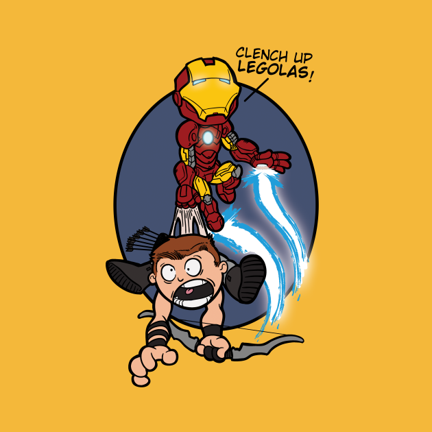 Iron Wedgie
