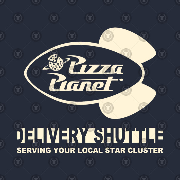 Pizza Planet Delivery Service