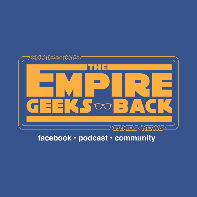 The Empire Geeks Back (MAIN)