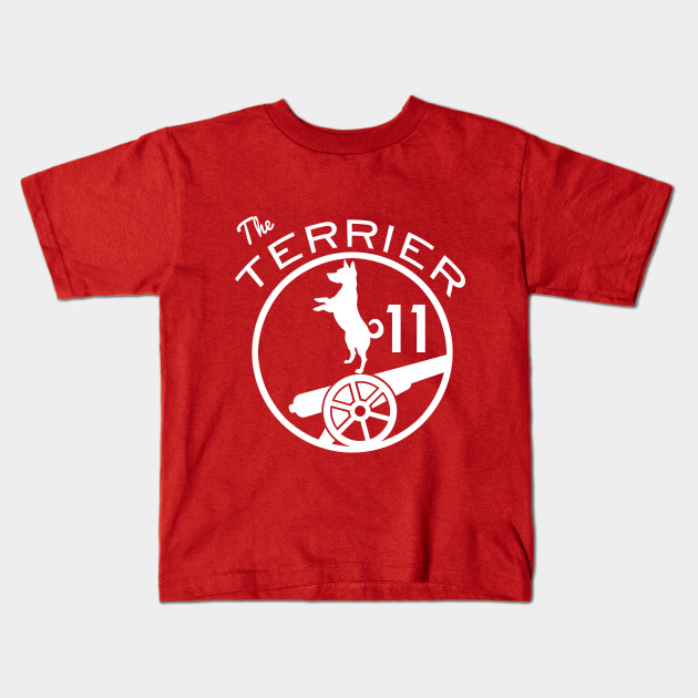 8bbab68d889 The Terrier  11 Lucas Torreira Arsenal FC Gunners - Arsenal - Kids T ...