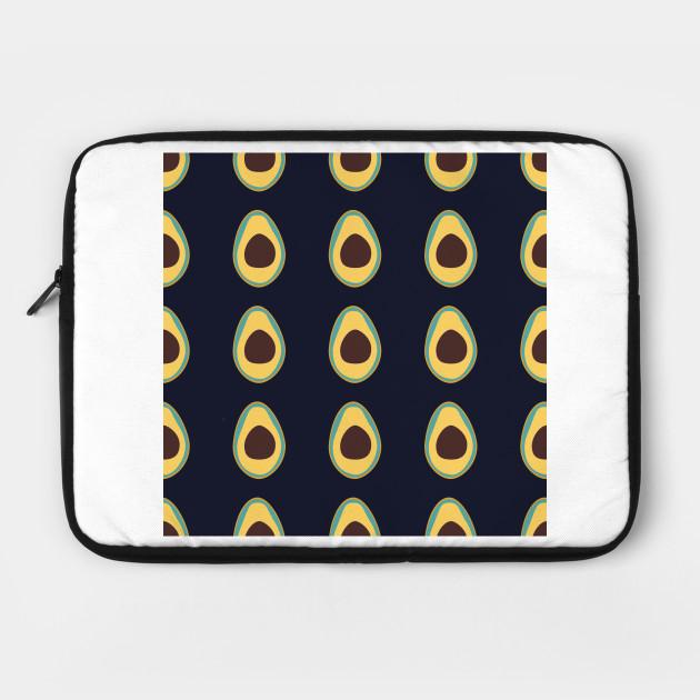 Avocado Fabric Seamless Pattern By Choche