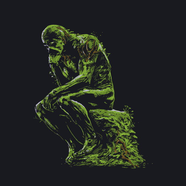The Swamp Thinker