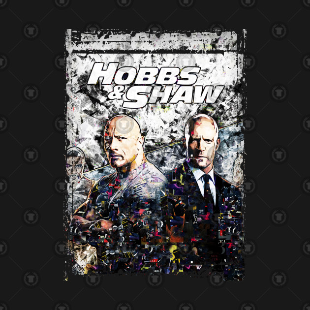 hobbs and shaw abstract art