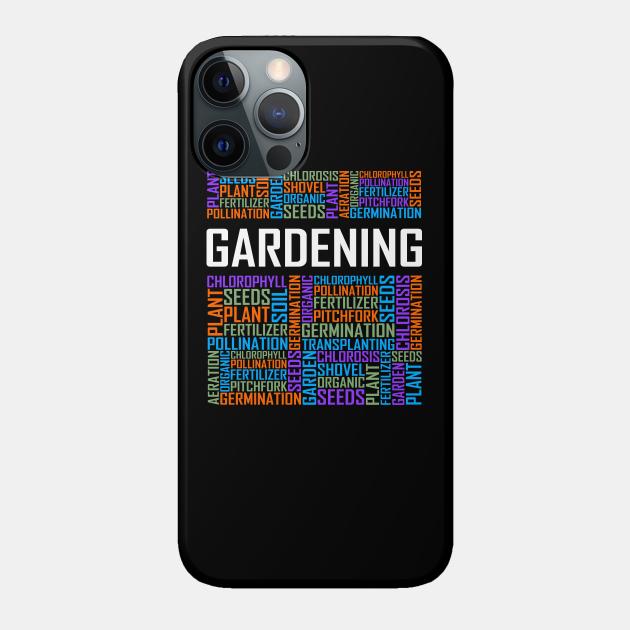 Gardening Words