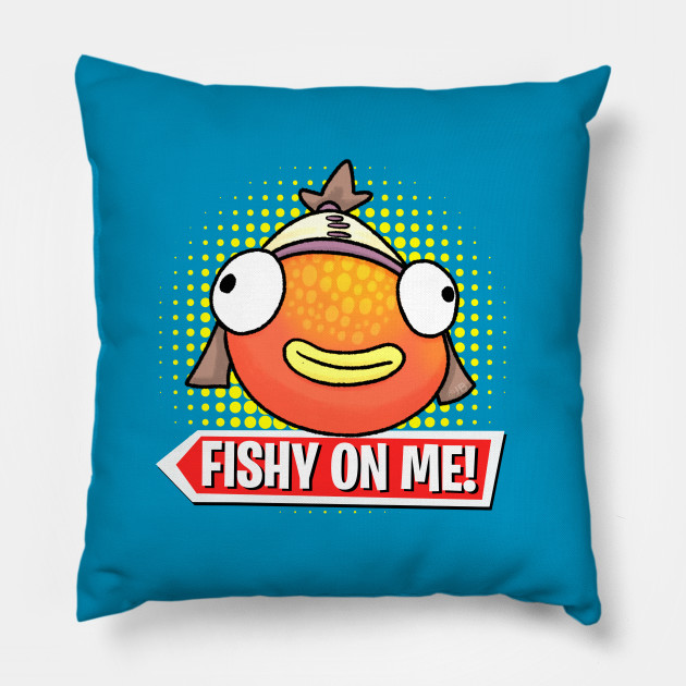 Fishy on me - Derpy Face