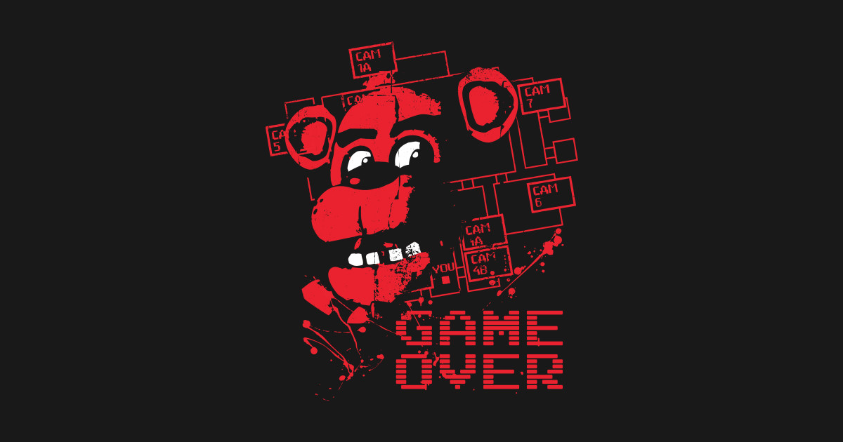 five nights at freddys t shirts teepublic