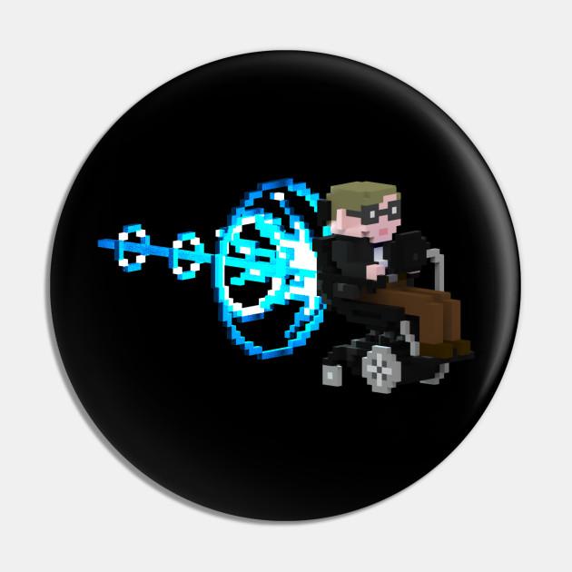 Stephen Hawking Rocket-chair