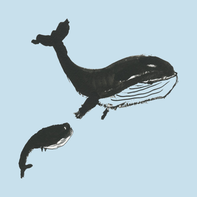 Whales Family