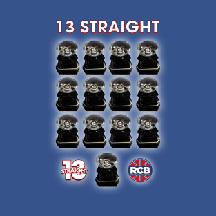 13 Straight: Trophies