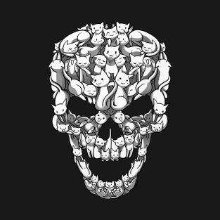 Skull Kittens t-shirts