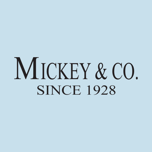 MICKEY & CO. SINCE 1928