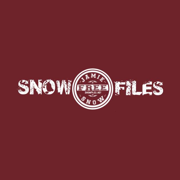 Snow Files Podcast - Horizontal Design