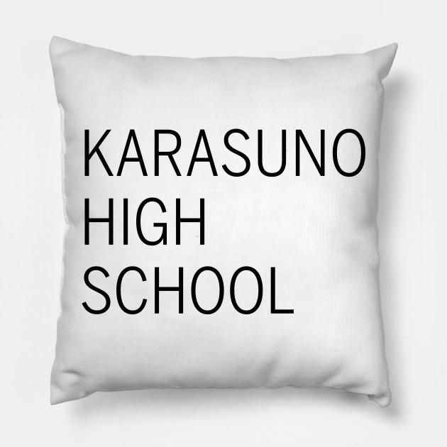 Karasuno Practice Shirt Design