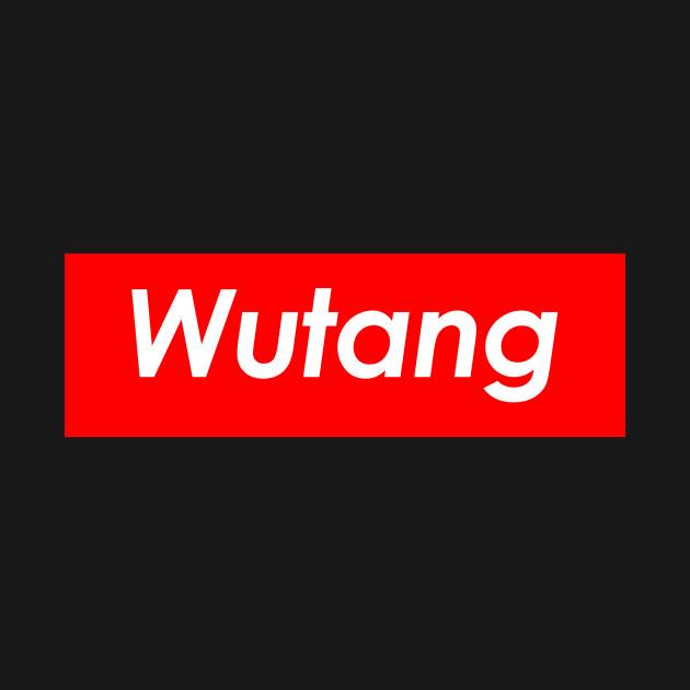 Wutang streetwear