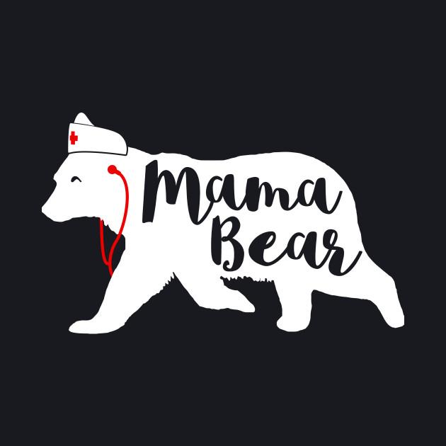 Nurse Mama Bear