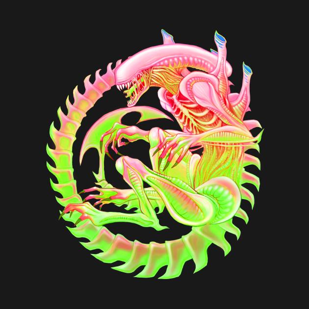 Alien Alt color
