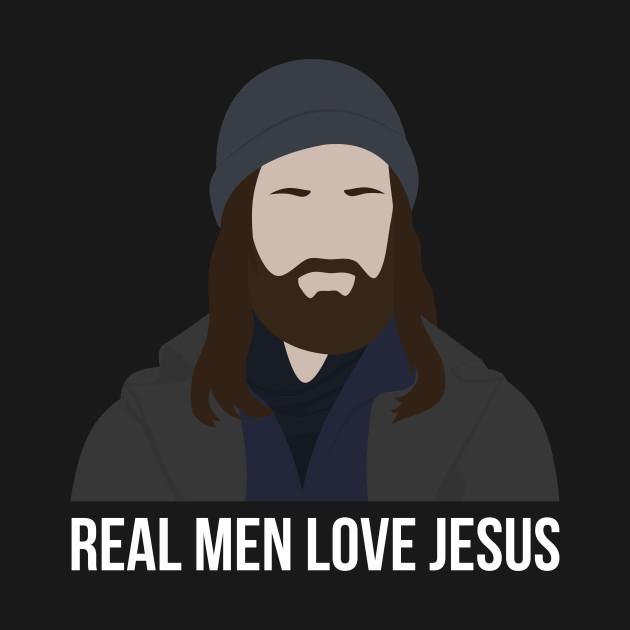 Real Men Love Jesus - The Walking Dead