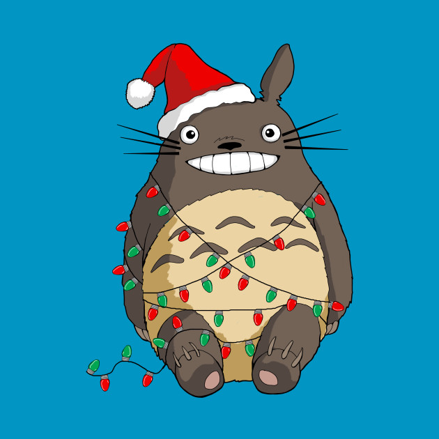Christmas with Totoro
