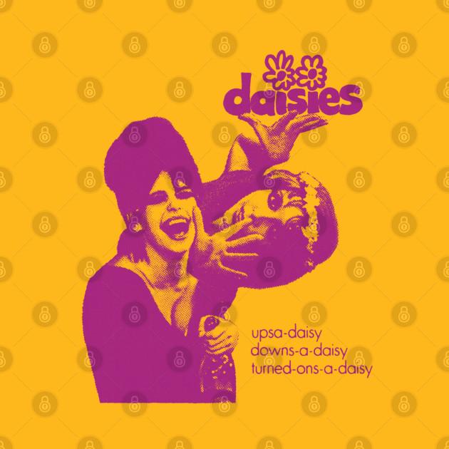 Daisies / Sedmikrásky ∆∆ Cult Czech Movie Art