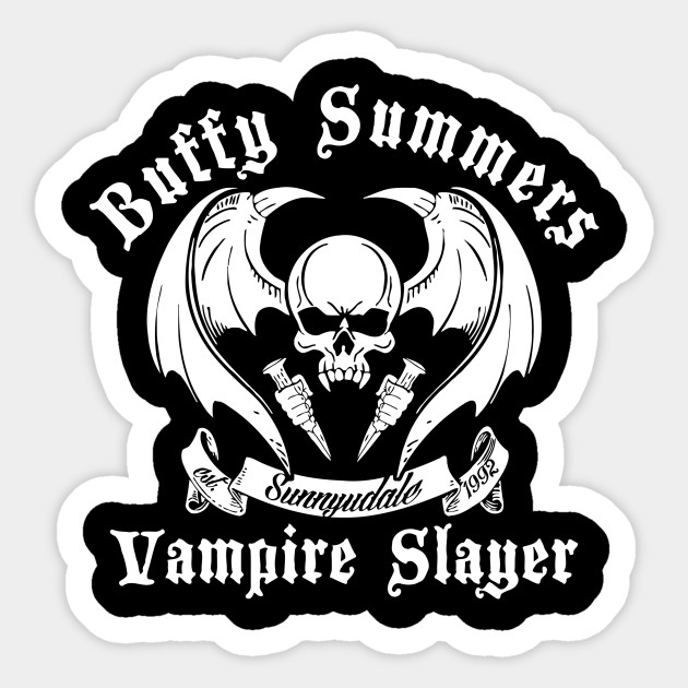Buffy Summers vampire slayer