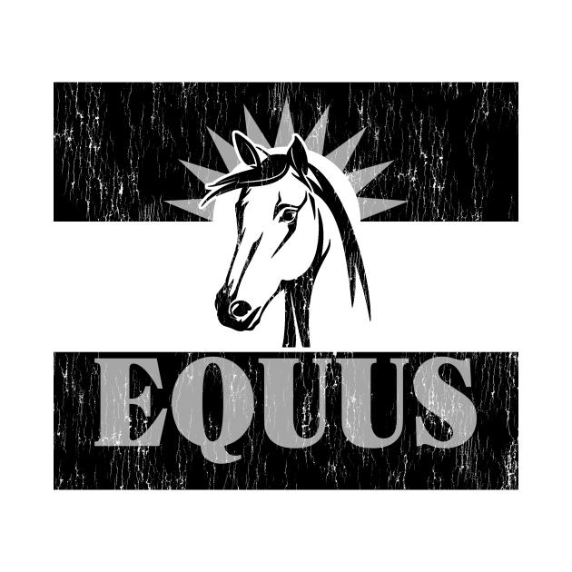"""EQUUS (a la """"EVITA"""")"""
